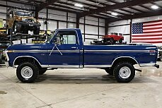 1973 Ford F100 for sale 100955097