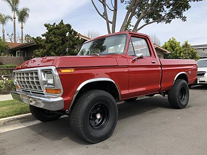 1973 Ford F100 for sale 100985212