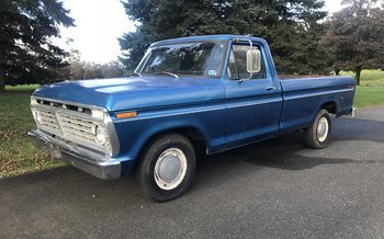 1973 Ford F100 2WD Regular Cab for sale 101045766