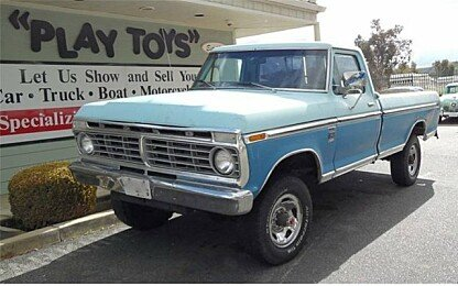1973 Ford F250 for sale 100968678