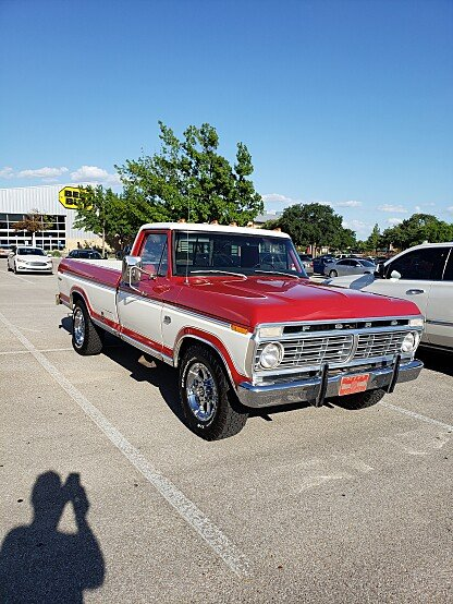 1973 Ford F250 2WD Regular Cab for sale 101001332
