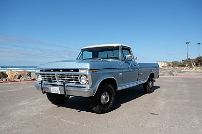 1973 Ford F250 2WD Regular Cab for sale 101028719