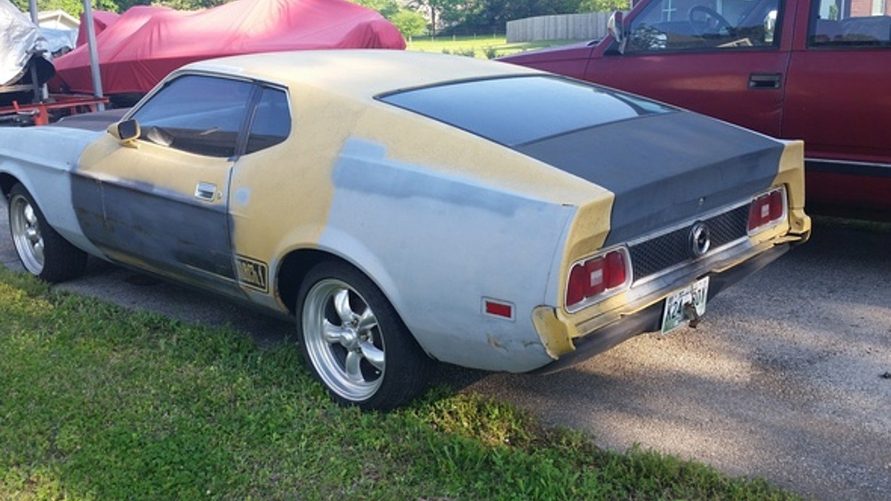 1973 Ford Mustang for sale 100791963