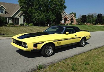 1973 Ford Mustang for sale 100794789
