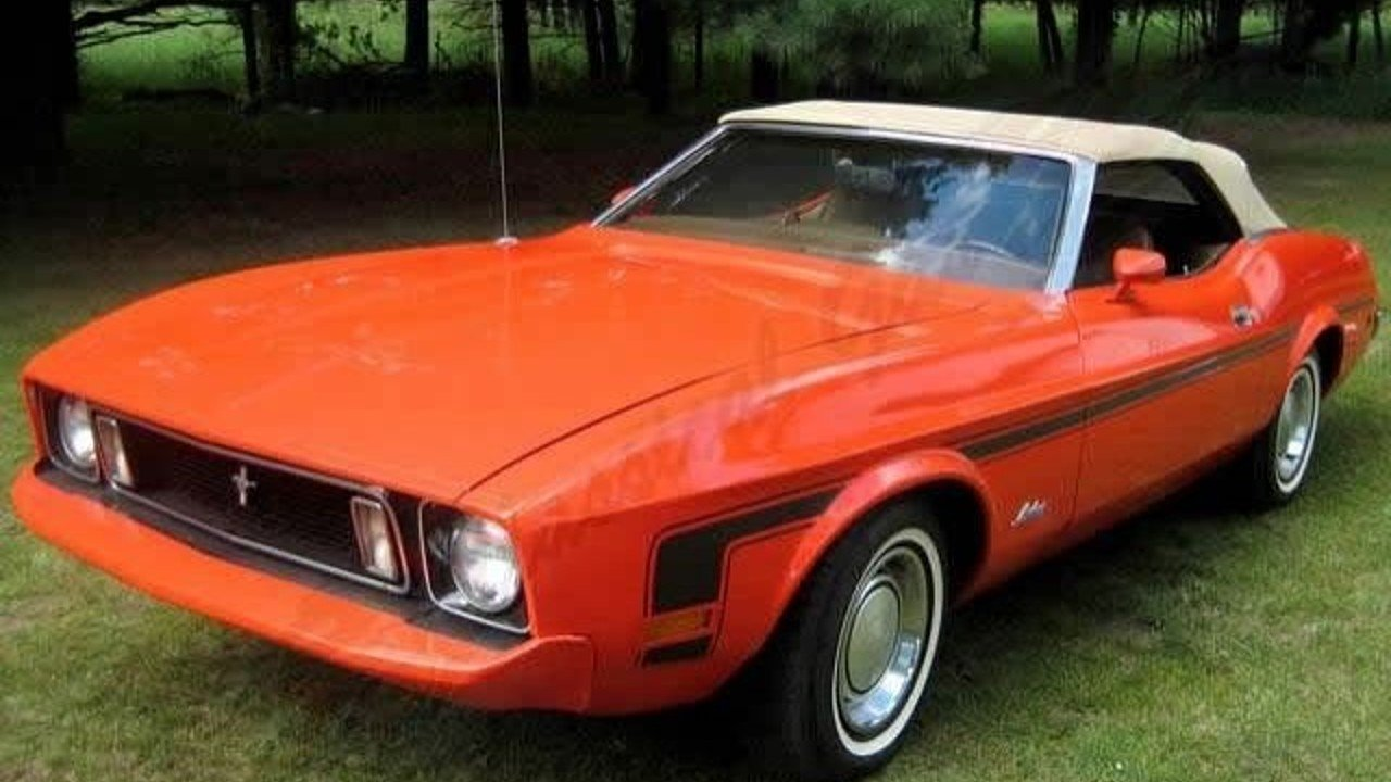 1973 Ford Mustang for sale 100831497