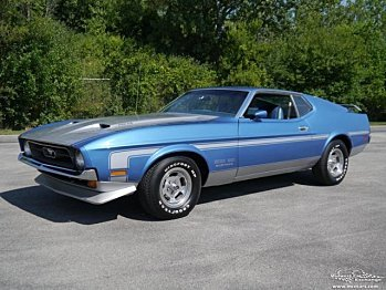1973 Ford Mustang for sale 100868819