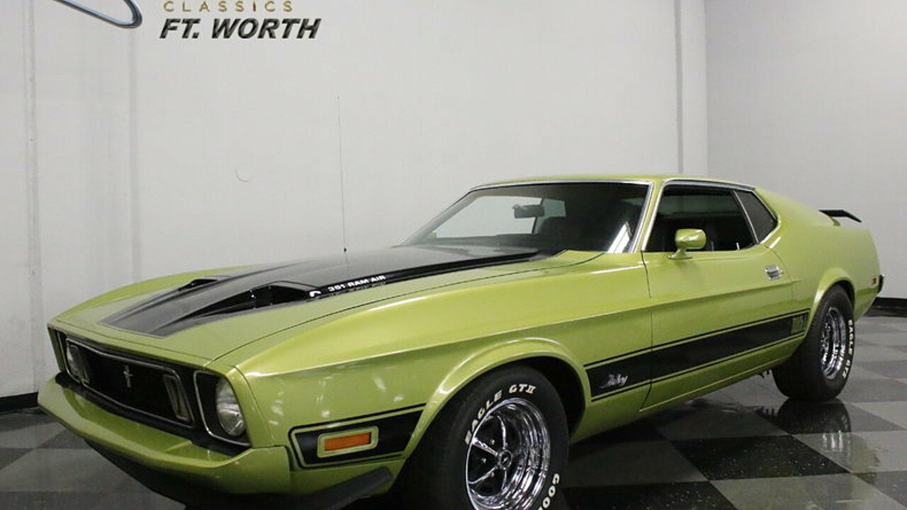 1973 Ford Mustang for sale 100870918