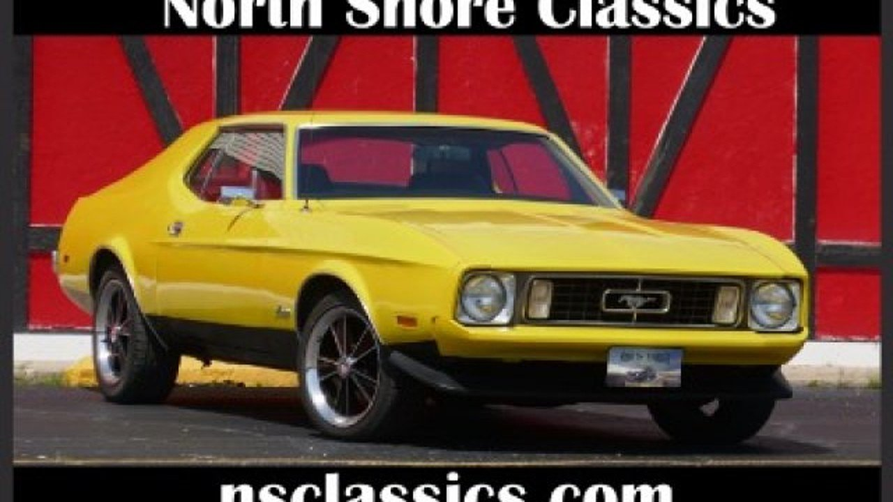 1973 Ford Mustang for sale 100896535