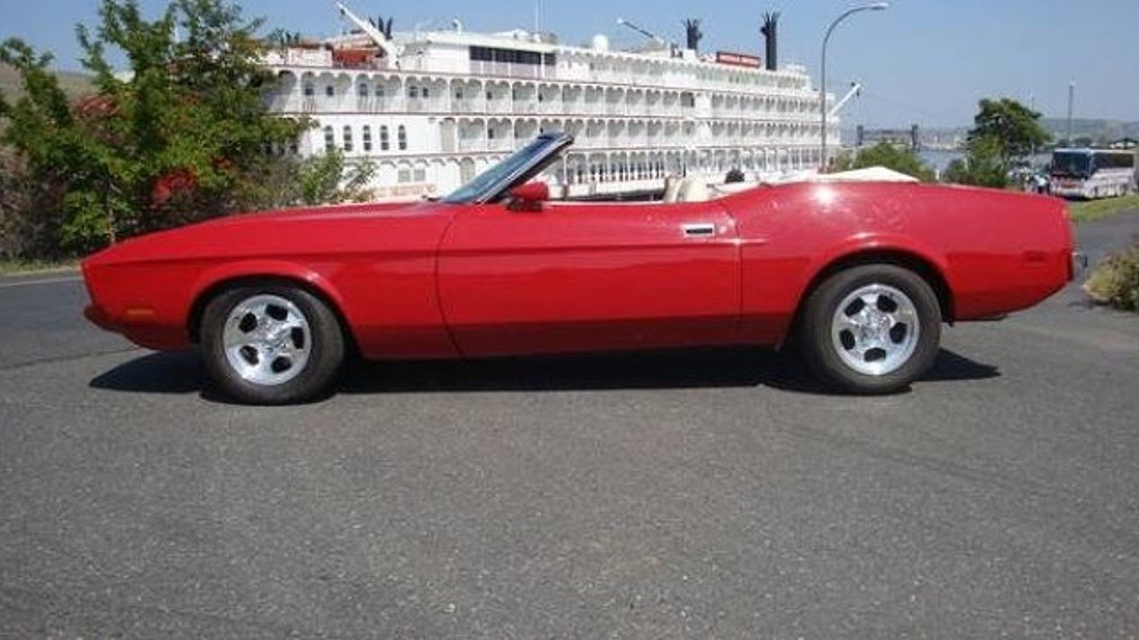 1973 Ford Mustang for sale 100908201