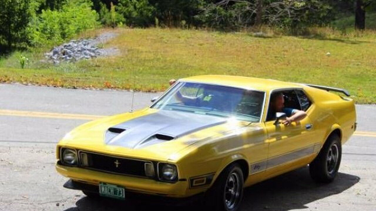 1973 Ford Mustang for sale near Cadillac, Michigan 49601 - Classics ...