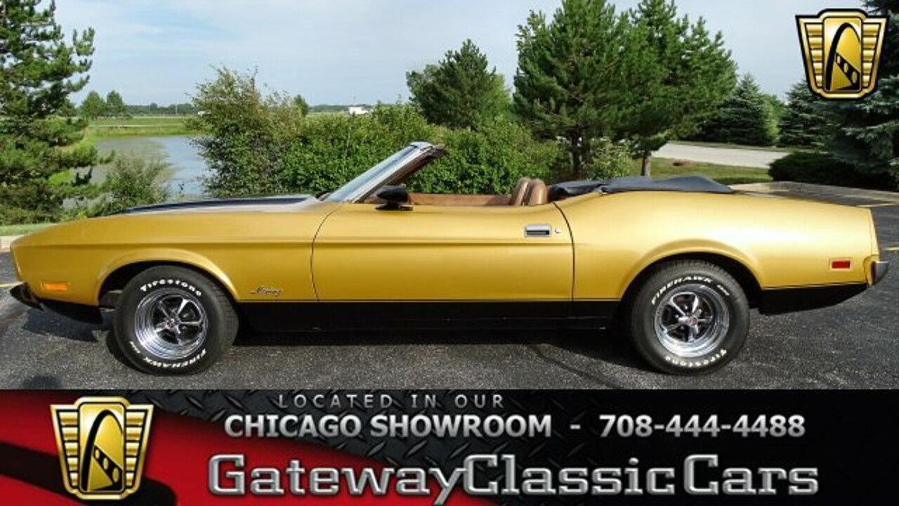 1973 Ford Mustang for sale 100948586