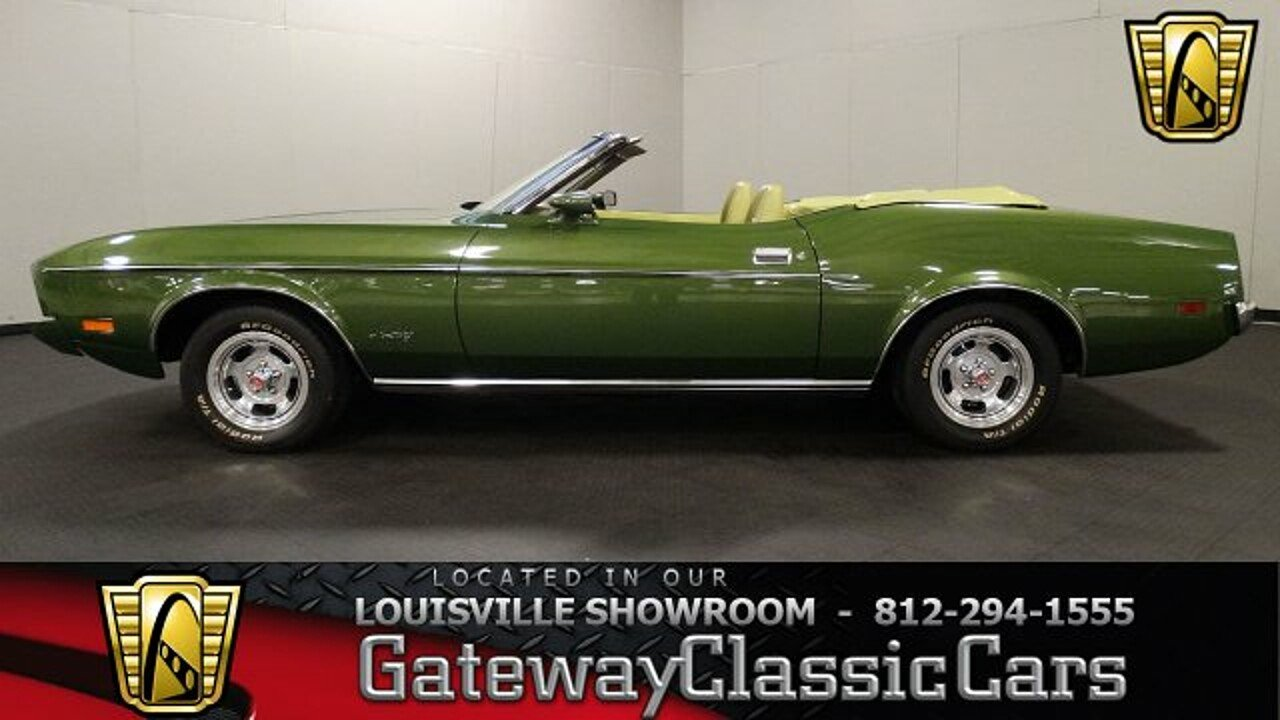 1973 Ford Mustang for sale 100964189