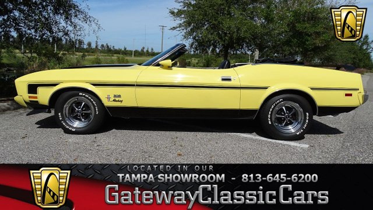 1973 Ford Mustang for sale 100964554