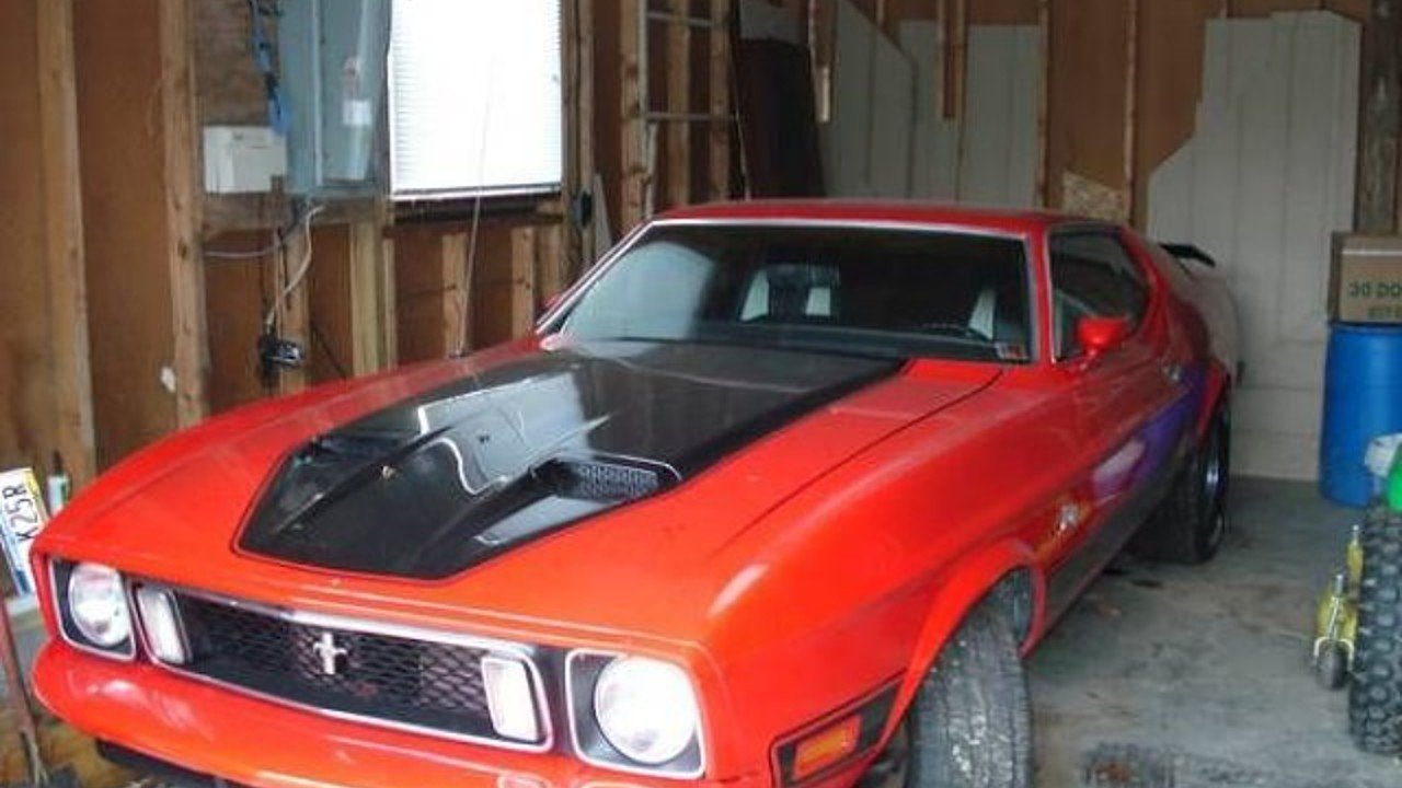 1973 Ford Mustang for sale 100968808