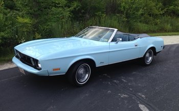1973 Ford Mustang Convertible for sale 101014905