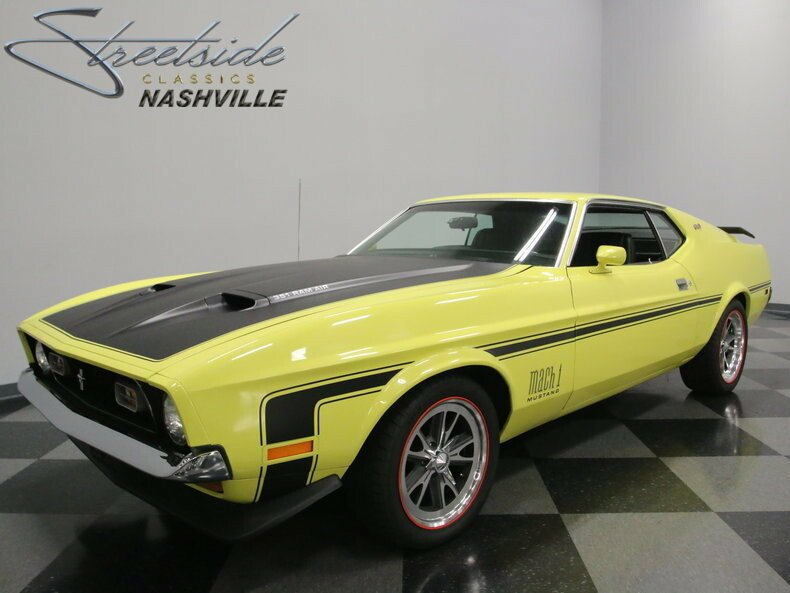 1973 Ford Mustang & Ford Mustang Muscle Cars and Pony Cars for Sale - Classics on ... markmcfarlin.com