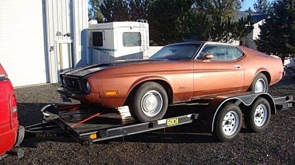 1973 Ford Mustang for sale 100908196