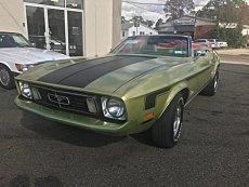 1973 Ford Mustang for sale 100928446