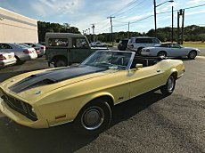 1973 Ford Mustang for sale 101000990