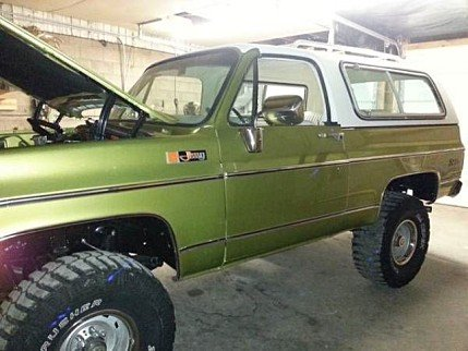 1973 GMC Jimmy for sale 100826584