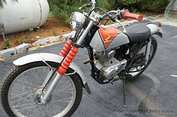 1973 Honda TL125 for sale 200499519