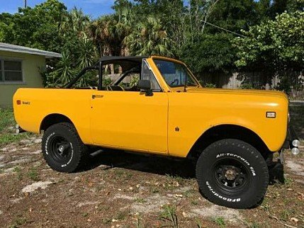 1973 International Harvester Scout for sale 100893710