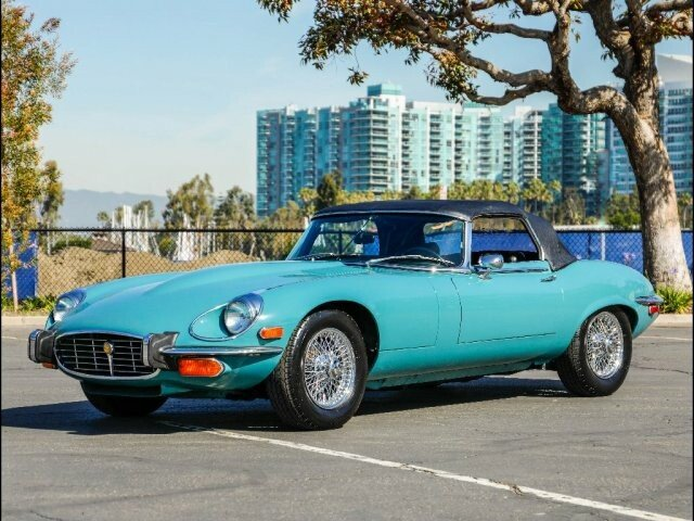 1973 Jaguar E Type For Sale 100978567