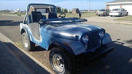 1973 Jeep CJ-5 for sale 100826297