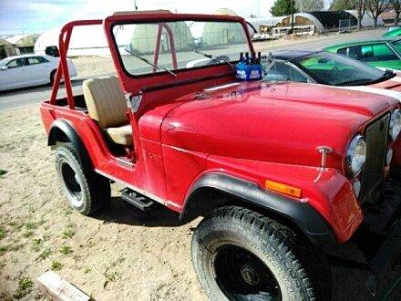 1973 Jeep CJ-5 for sale 100862633