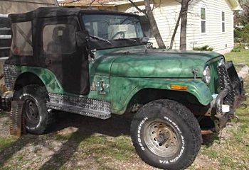 1973 Jeep CJ-5 for sale 100826242