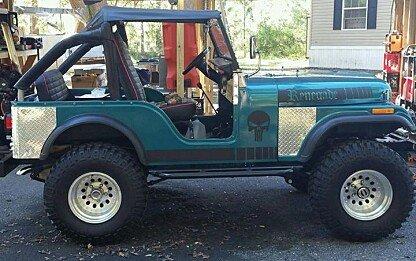 1973 Jeep CJ-5 for sale 100927628
