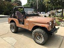 1973 Jeep CJ-5 for sale 100910672