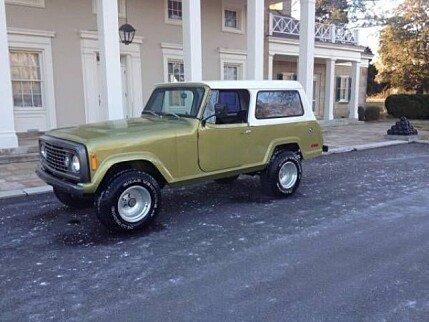 1973 Jeep Commando for sale 100804548