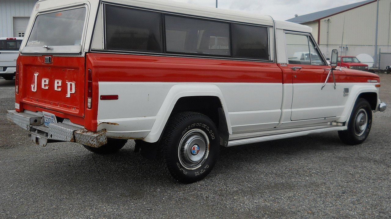 1973 Jeep J-Series Pickup for sale 100928476