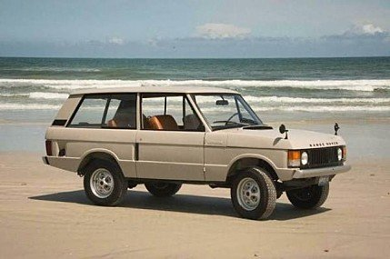1973 Land Rover Range Rover for sale 100884848