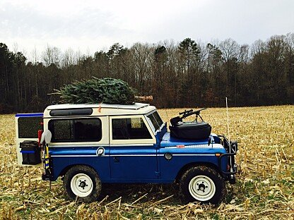 1973 Land Rover Series III for sale 100758023