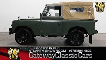 1973 Land Rover Series III for sale 100950642