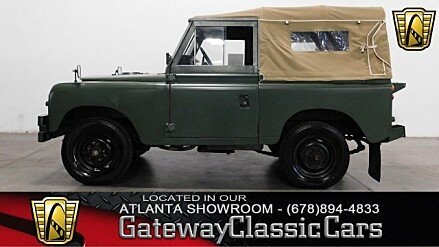 1973 Land Rover Series III for sale 100941739