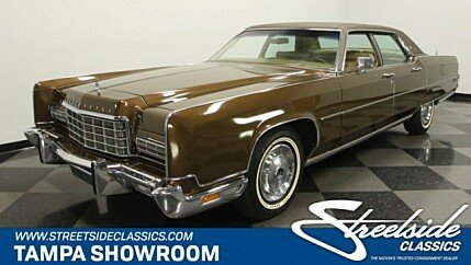 1973 Lincoln Continental for sale 100959940