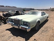 1973 Lincoln Mark IV for sale 101007277