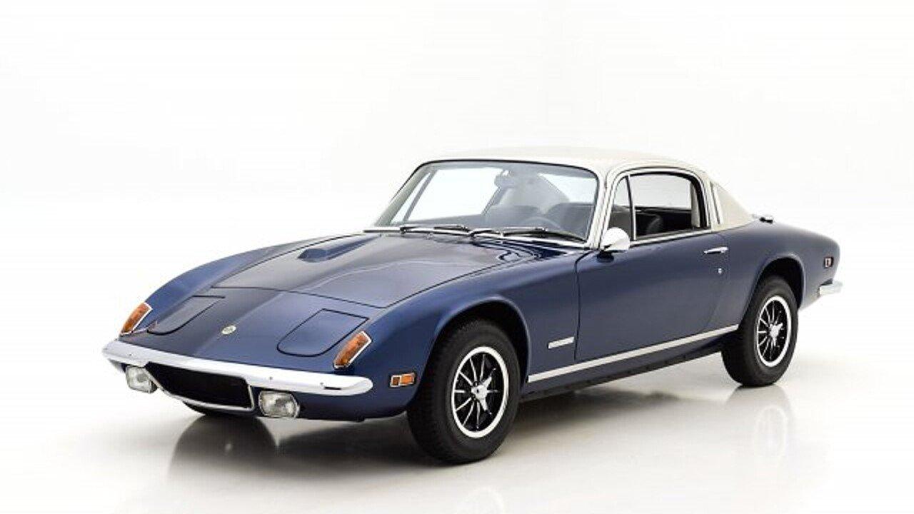 1973 Lotus Elan for sale 101004222