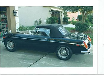 1973 MG MGB for sale 100797586