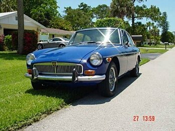 1973 MG MGB for sale 100826402
