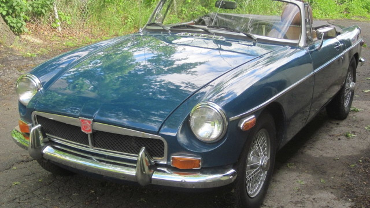 1973 MG MGB for sale 100876796