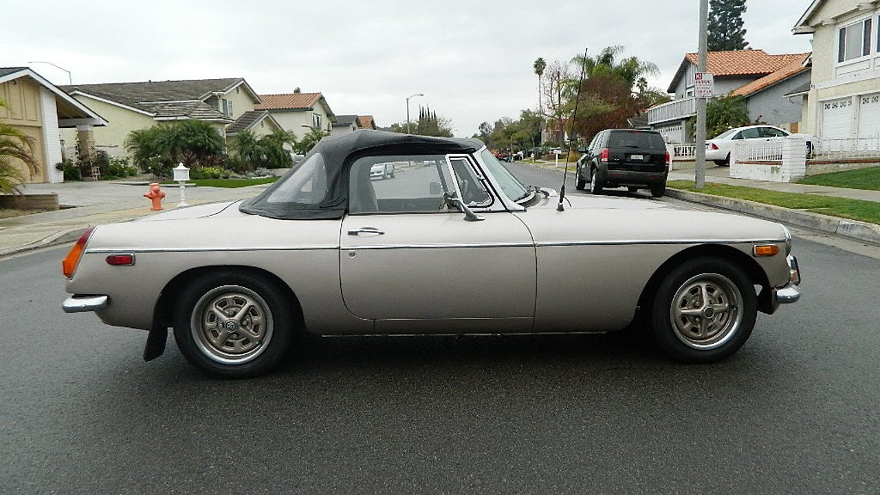1973 MG MGB for sale 100947597