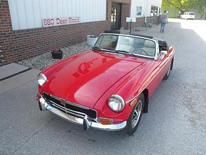 1973 MG MGB for sale 100736354