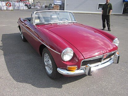 1973 MG MGB for sale 100765123