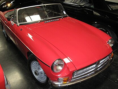 1973 MG MGB for sale 100947043