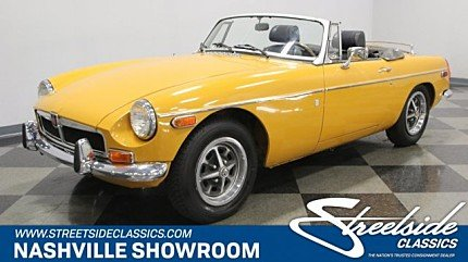 1973 MG MGB for sale 101016805