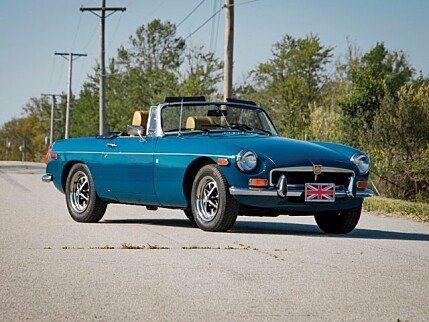 1973 MG MGB for sale 101017952
